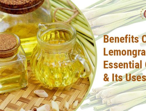 lemongrass essential oil benefits