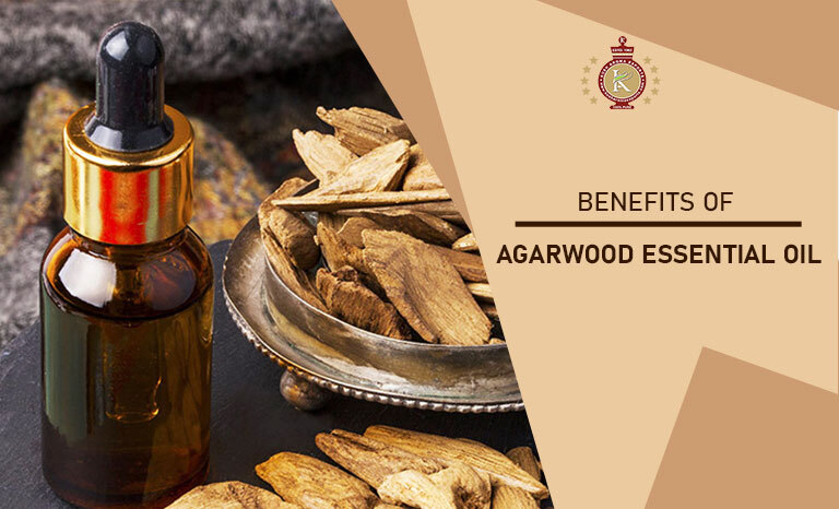 agarwood essential oil benefits
