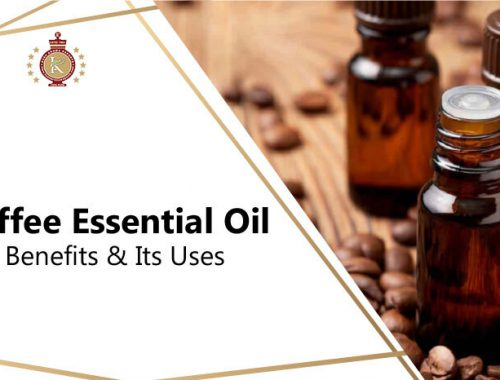 benefits of coffee essential oil