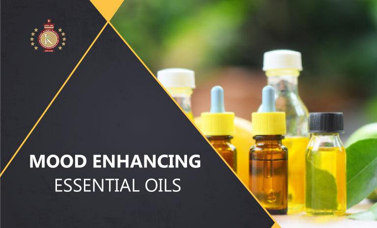 mood enhancing essential oils