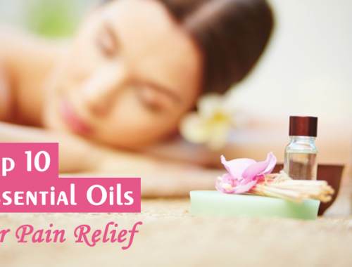 best essential oils for pain relief