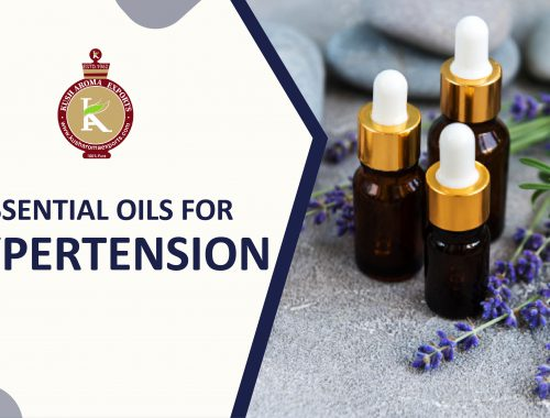 best essential oils for hypertension