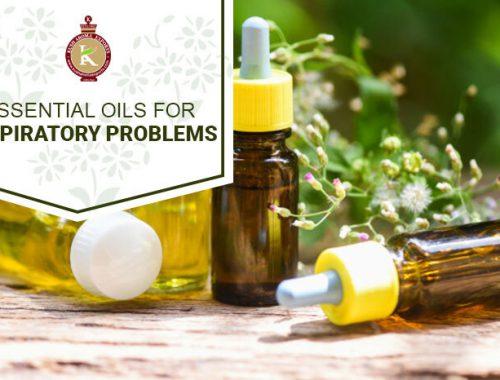 essential oils for respiratory problems