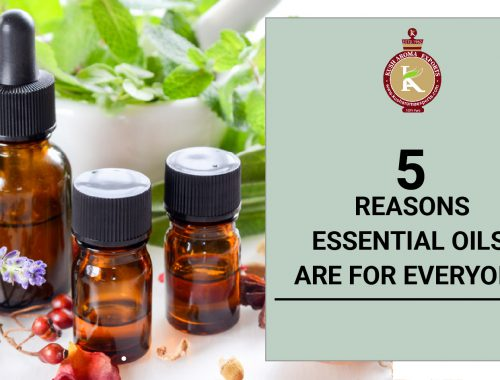 5 reasons essentlal oils for everyone