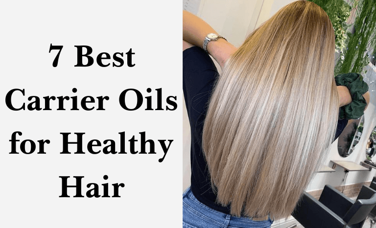 Carrier Oils for Hair Growth