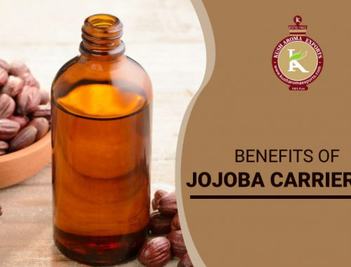 benefits of jojoba carrier oil