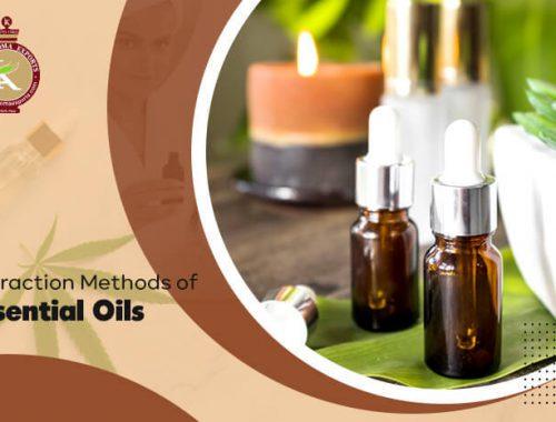 Essential Oils Extraction Methods