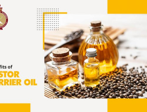 castor carrier oil benefits
