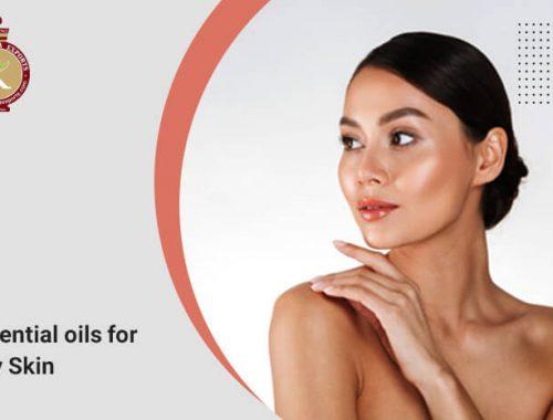 Essential Oils for Oily Skin