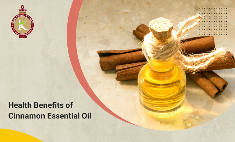 Benefits of Cinnamon Essential Oil