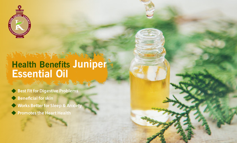 Juniper Essential Oils
