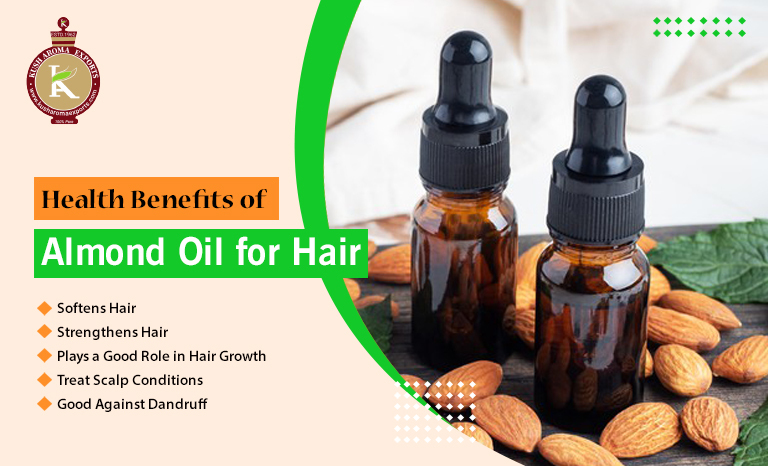 Almond essential oils
