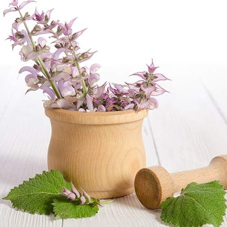 Clary Sage Pure And Natural Floral water  4