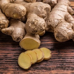 Ginger Root Essential Oil - Dried 2