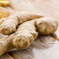 Ginger Root Essential Oil - Dried 4