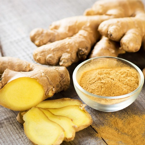 Ginger oil - Certified Organic 3