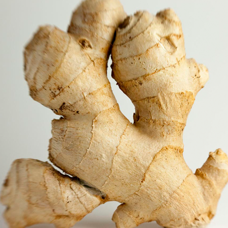 Ginger Root Essential Oil - Dried