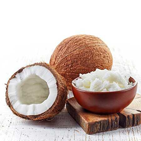 Coconut Organic Carrier Oil (Refined)