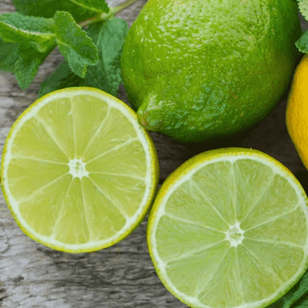 Lime oil - Certified Organic